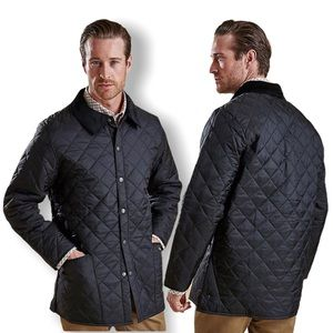 Barbour Heritage Liddesdale Quilt Men's Jacket (S)